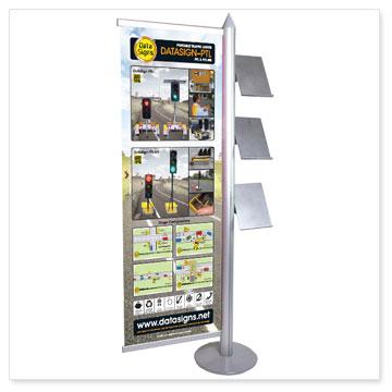 holder, A4 brochure display,A4 literature holders, menu holders, A4 ...